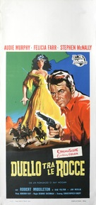 Hell Bent for Leather - Italian Movie Poster (xs thumbnail)