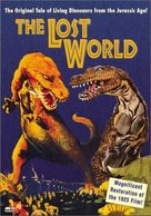 The Lost World - DVD cover (xs thumbnail)