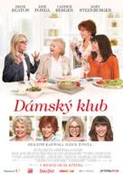 Book Club - Czech Movie Poster (xs thumbnail)
