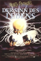 The Meaning Of Life - German Movie Poster (xs thumbnail)