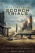 Maze Runner: The Scorch Trials - Malaysian Movie Poster (xs thumbnail)