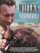 Grizzly Falls - Polish poster (xs thumbnail)