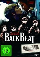 Backbeat - German DVD cover (xs thumbnail)
