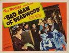 Bad Man of Deadwood - Movie Poster (xs thumbnail)
