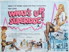 What's Up Superdoc! - British Movie Poster (xs thumbnail)