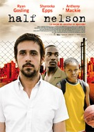 Half Nelson - Spanish Movie Poster (xs thumbnail)