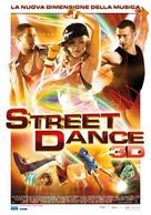 StreetDance 3D - Italian Movie Poster (xs thumbnail)