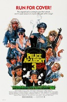 Police Academy 3: Back in Training - Movie Poster (xs thumbnail)