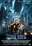 Iron Sky - New Zealand Movie Poster (xs thumbnail)