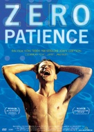 Zero Patience - German Movie Cover (xs thumbnail)