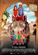 Hexe Lilli - Die Reise nach Mandolan - Spanish Movie Poster (xs thumbnail)