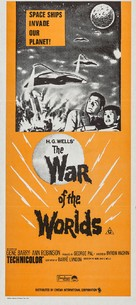 The War of the Worlds - Australian Movie Poster (xs thumbnail)