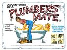 Adventures of a Plumber's Mate - British Movie Poster (xs thumbnail)