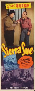 Sierra Sue - Movie Poster (xs thumbnail)