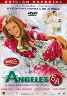 Ángeles S.A. - Spanish poster (xs thumbnail)