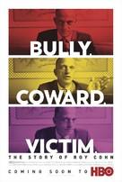 Bully. Coward. Victim. The Story of Roy Cohn - Movie Poster (xs thumbnail)