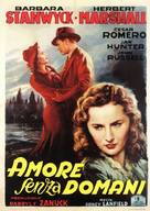 Always Goodbye - Italian Movie Poster (xs thumbnail)