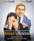 Dinner for Schmucks - Swiss Movie Poster (xs thumbnail)