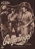 Wyoming Renegades - German poster (xs thumbnail)
