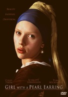 Girl with a Pearl Earring - Movie Cover (xs thumbnail)