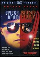 Omega Doom - DVD cover (xs thumbnail)