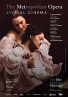 """Metropolitan Opera: Live in HD"" - Italian Movie Poster (xs thumbnail)"