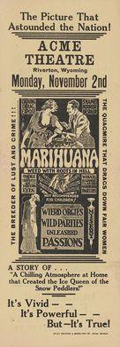 Marihuana - Movie Poster (xs thumbnail)