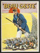 Beau Geste - poster (xs thumbnail)