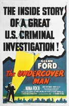 The Undercover Man - Movie Poster (xs thumbnail)
