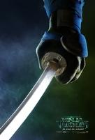 Teenage Mutant Ninja Turtles - Norwegian Movie Poster (xs thumbnail)