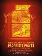 Private Property - French Re-release movie poster (xs thumbnail)