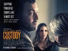 Jusqu'à la garde - British Movie Poster (xs thumbnail)