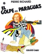 Le coup du parapluie - Spanish Movie Poster (xs thumbnail)