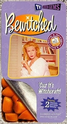 """""""Bewitched"""" - VHS movie cover (xs thumbnail)"""