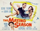 The Mating Season - Movie Poster (xs thumbnail)