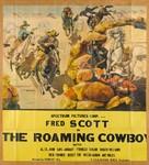The Roaming Cowboy - Movie Poster (xs thumbnail)