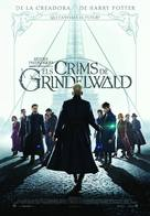 Fantastic Beasts: The Crimes of Grindelwald - Andorran Movie Poster (xs thumbnail)