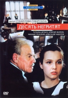 Desyat negrityat - Russian Movie Cover (xs thumbnail)