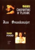 Spiklenci slasti - DVD cover (xs thumbnail)