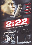 2:22 - Canadian DVD cover (xs thumbnail)