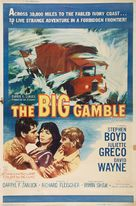 The Big Gamble - Movie Poster (xs thumbnail)