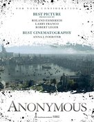 Anonymous - For your consideration movie poster (xs thumbnail)