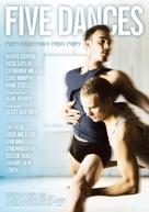 Five Dances - German Movie Poster (xs thumbnail)