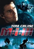Mission: Impossible III - DVD cover (xs thumbnail)