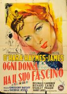 Sentimental Journey - Italian Movie Poster (xs thumbnail)