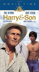 Harry & Son - VHS movie cover (xs thumbnail)