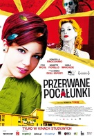 I baci mai dati - Polish Movie Poster (xs thumbnail)