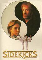 Sidekicks - Argentinian Movie Cover (xs thumbnail)