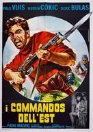Konjuh planinom - Italian Movie Poster (xs thumbnail)