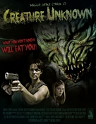 Creature Unknown - Movie Poster (xs thumbnail)